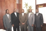 Downing Brothers:   LV Jr, Arthur,Peter,Eugene Sr and Jimmie Sr