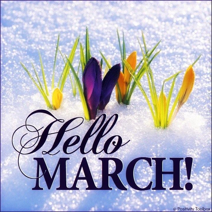 """Résultat de recherche d'images pour """"Happy March images"""""""